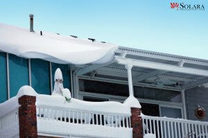 Awning Snow Load