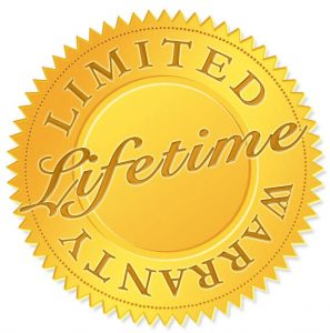 Solara Limited Lifetime Warranty